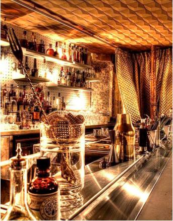 Syndicat Cocktail Club