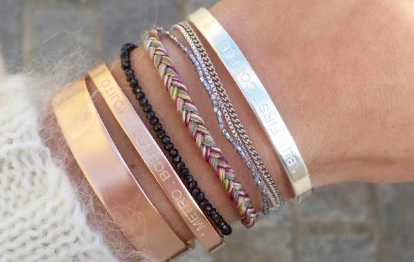 Bonnie Parker Jewelry, joaillier aux messages décalés