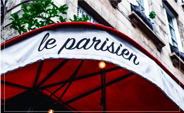 Le Parisien : Troquet du XXIè siècle