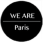 Logo we are paris