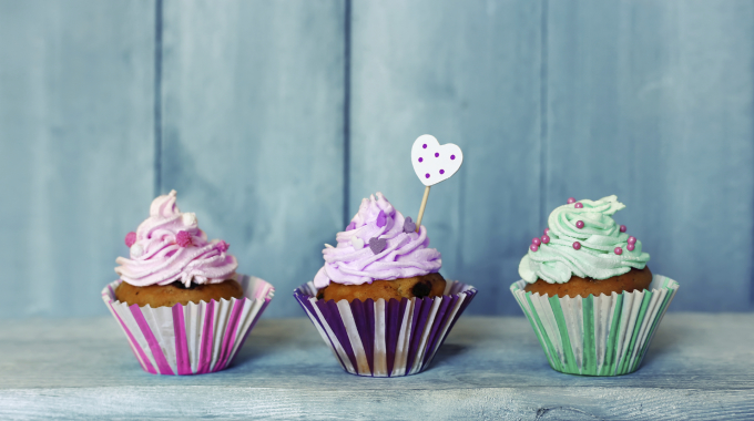 Cuisiner ses propres cupcakes