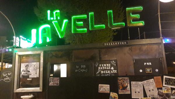 La Javelle: la terrasse éphémère du 15e est de retour