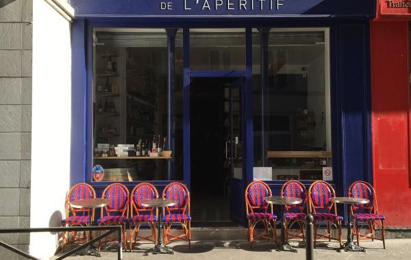 La Fédération Francaise de l'Apéritif: la supérette qui va sauver vos soirées improvisées