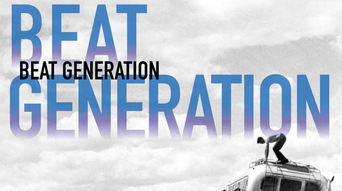 La Beat Generation s'expose au Centre Pompidou