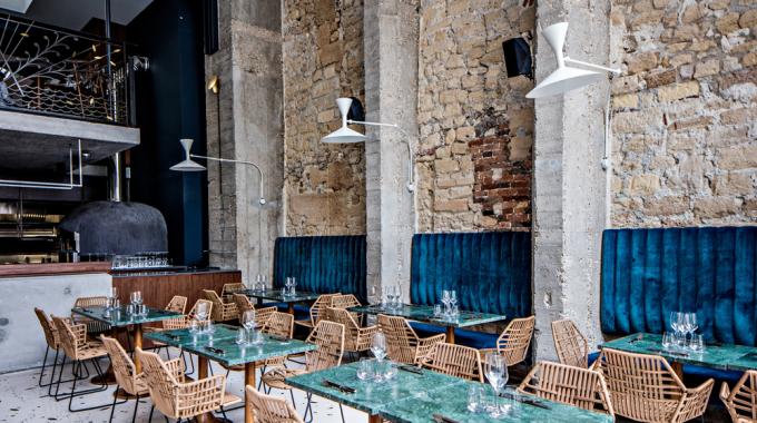 Daroco: trattoria et bar à cocktails «così chic»