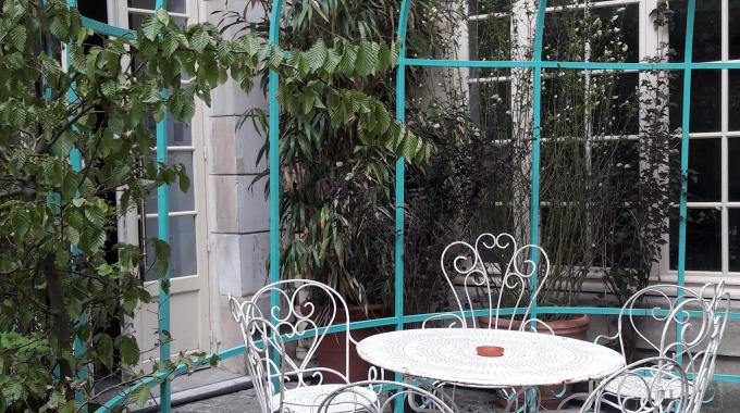 Le Jardin Municipal, nouvelle terrasse éphémère au coeur du Marais