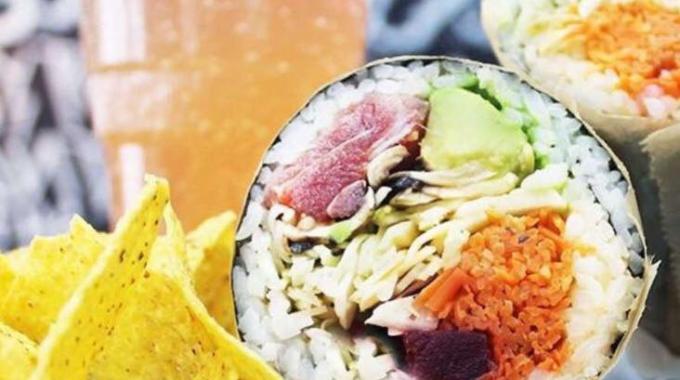 Fuumi, premier restaurant de sushis-burritos à Paris