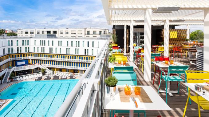 Quatre rooftops pour profiter de l'été