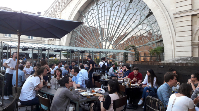 Le Perchoir de l'Est: le nouveau rooftop où chiller cet été