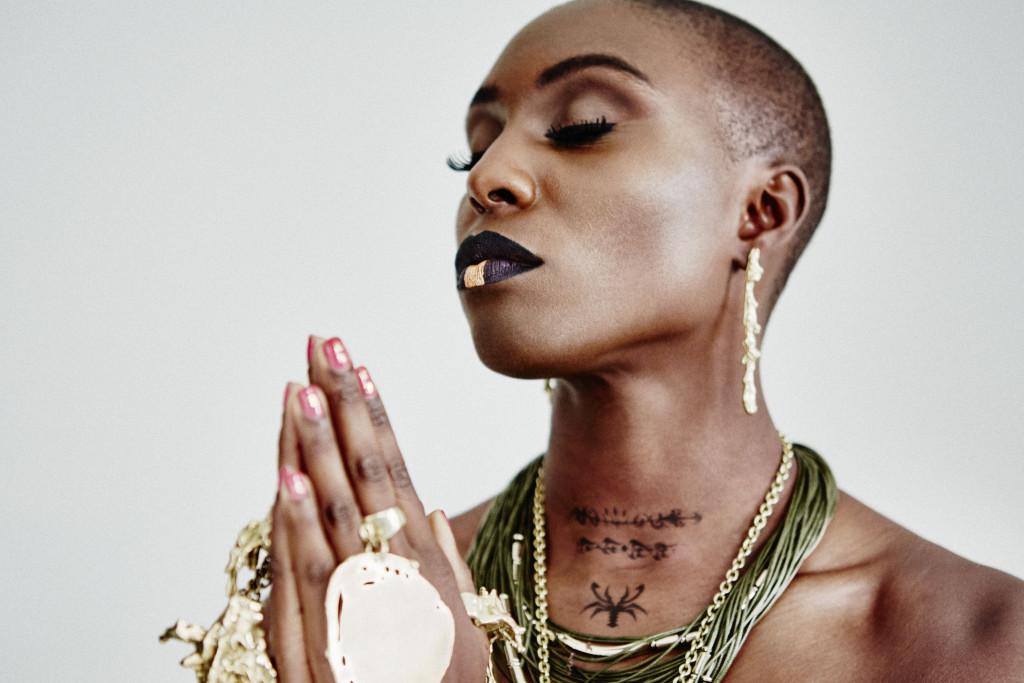 Laure Mvula © Josh Shinner