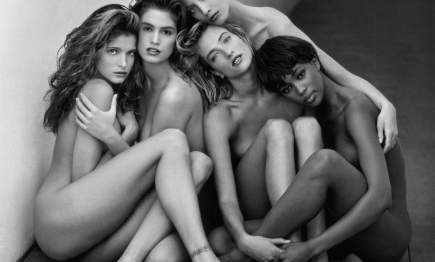 Herb Ritts : glamour toujours