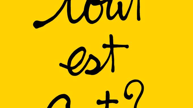 Les petites phrases de Ben s'exposent au Musée Maillol
