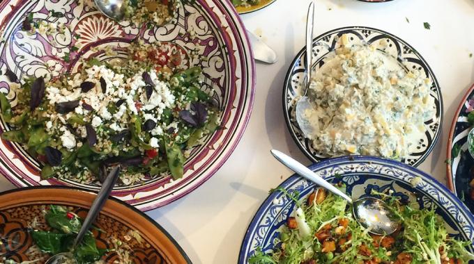 IMA: un restaurant végétarien quai de Valmy
