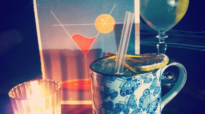Bluebird, nouveau bar à gin ambiance 50's