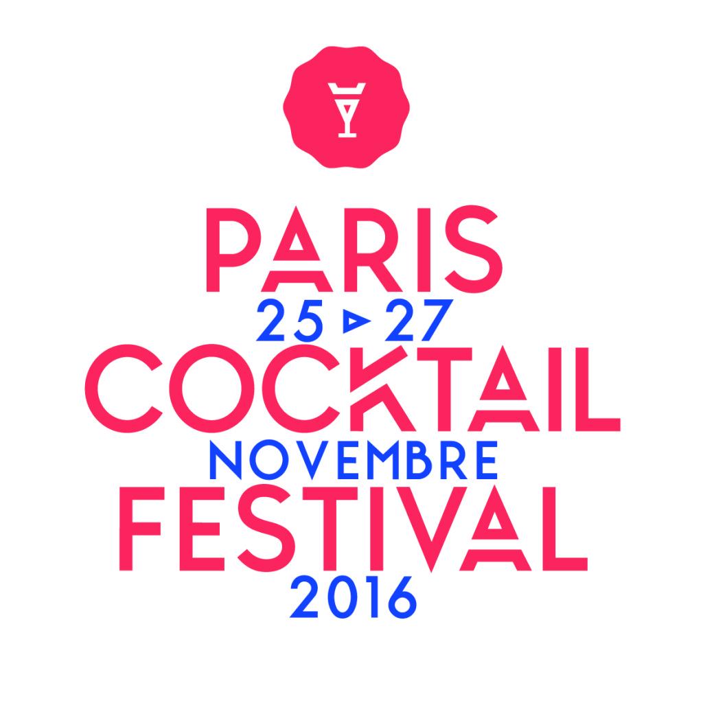 Paris Cocktail Festival 2016 logo