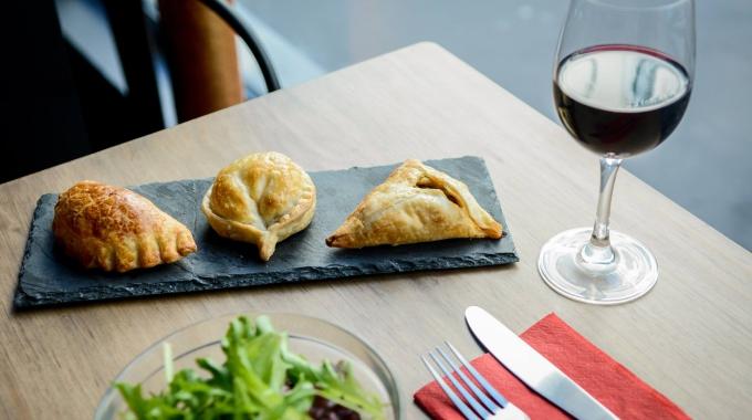 El viñedo, restaurant à empanadas dans le 10ème arrondissement !