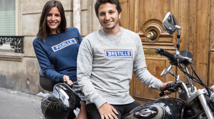 Le Bijou Parisien : fier de Paname jusqu'au t-shirt !