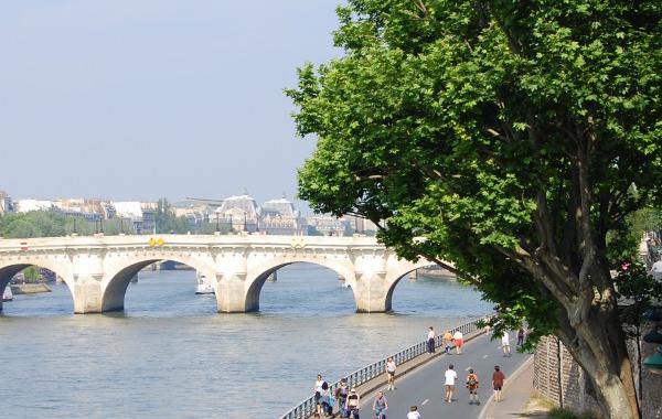 Le Parc Rives de Seine ouvre ce dimanche sur les Berges