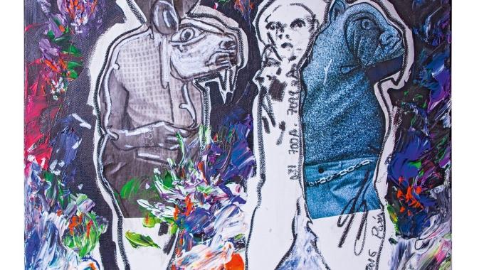 Les mutants de Soly Cissé s'exposent au Musée Dapper