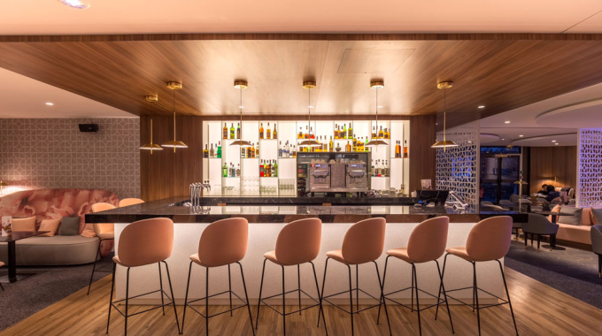 Le nouveau bar à cocktails du Novotel Paris Tour Eiffel
