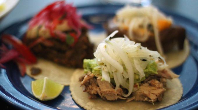 Isla Calaca, une taqueria mexicaine chic et savoureuse