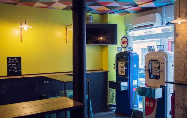 Monsieur le Zinc, le bar à bières en libre-service à la pompe