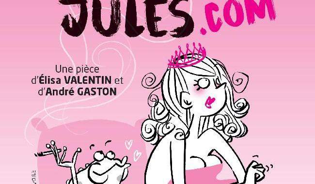 Adopte un jules.com à la Comédie Saint Martin
