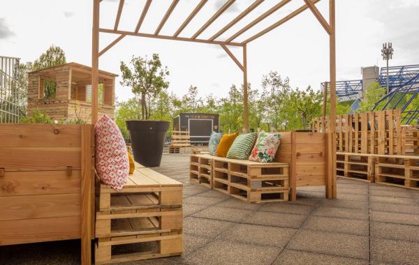 Le Papa Cabane, nouvelle terrasse bohème chic : opening le 11 mai