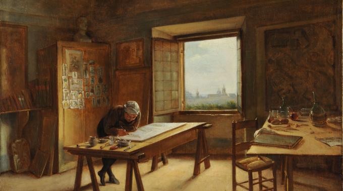 L'architecte: Portraits et clichés au Palais de Chaillot