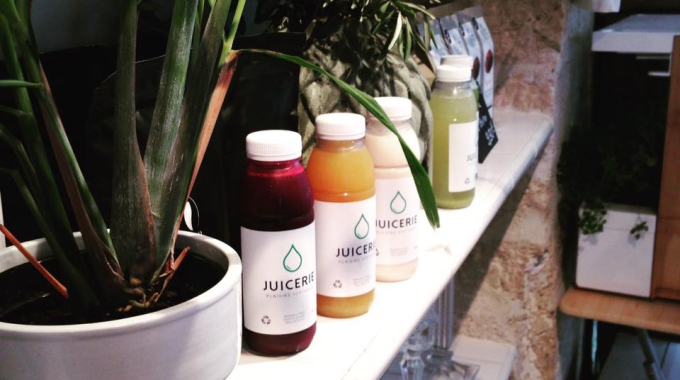 Juicerie : un bar à jus green et gourmands