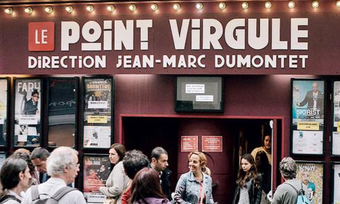 Le Point Virgule : 7 pièces à ne pas manquer, entre humour absurde, impro et mauvaise foi