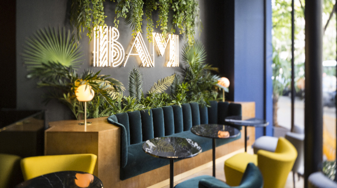 BAM, le bar à cocktails arty où vous allez adorer chanter
