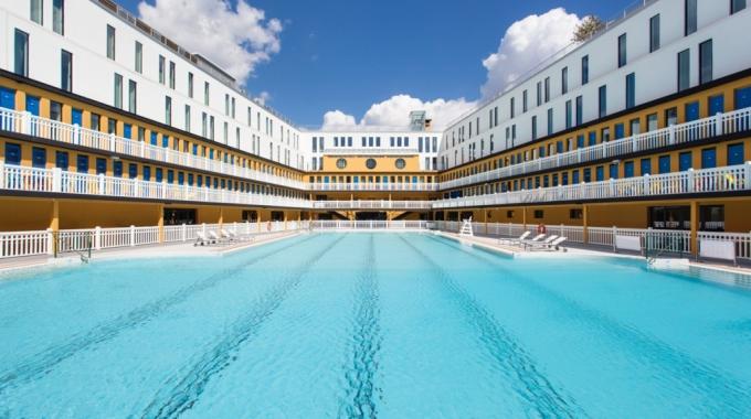 Les quatre piscines les plus stylées de Paris