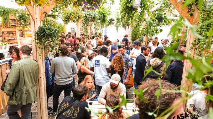 Casa Corona : un bar éphémère mexicain au coeur du Marais