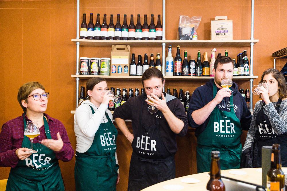 © La Beer Fabrique