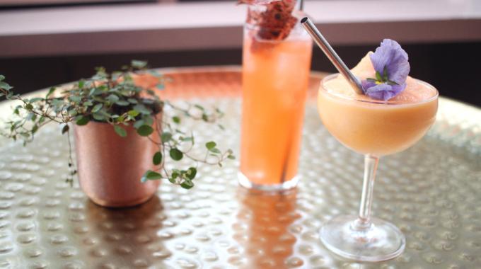 Bisou, le bar sans menu aux cocktails sur-mesure