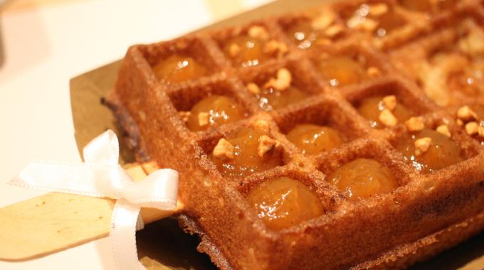 Yummy & Guiltfree : des « gaufres gastronomie » jolies et sans gluten