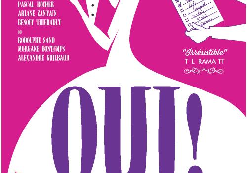 OUI! : le casse-tête du wedding planning au Café de la Gare