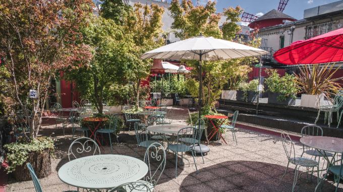 Le Bar à Bulles : un espace cozy et bucolique au coeur de So-Pi