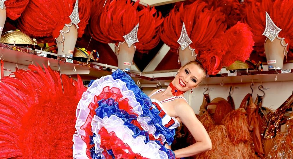 Tête à tête avec Mathilde, danseuse au Moulin Rouge