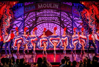 Le Moulin Rouge : un univers spectaculaire, surprenant et effervescent