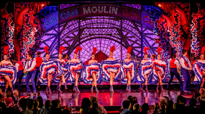 Le Moulin Rouge : un univers spectaculaire, surprenant et effervescent