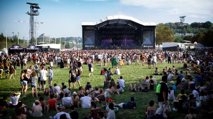 Rock en Seine: concerts, street art et expo photo pour les 15 ans du festival