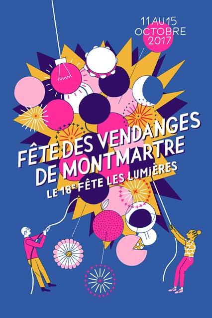 Le 18e célèbre la Fête des Vendanges de Montmartre