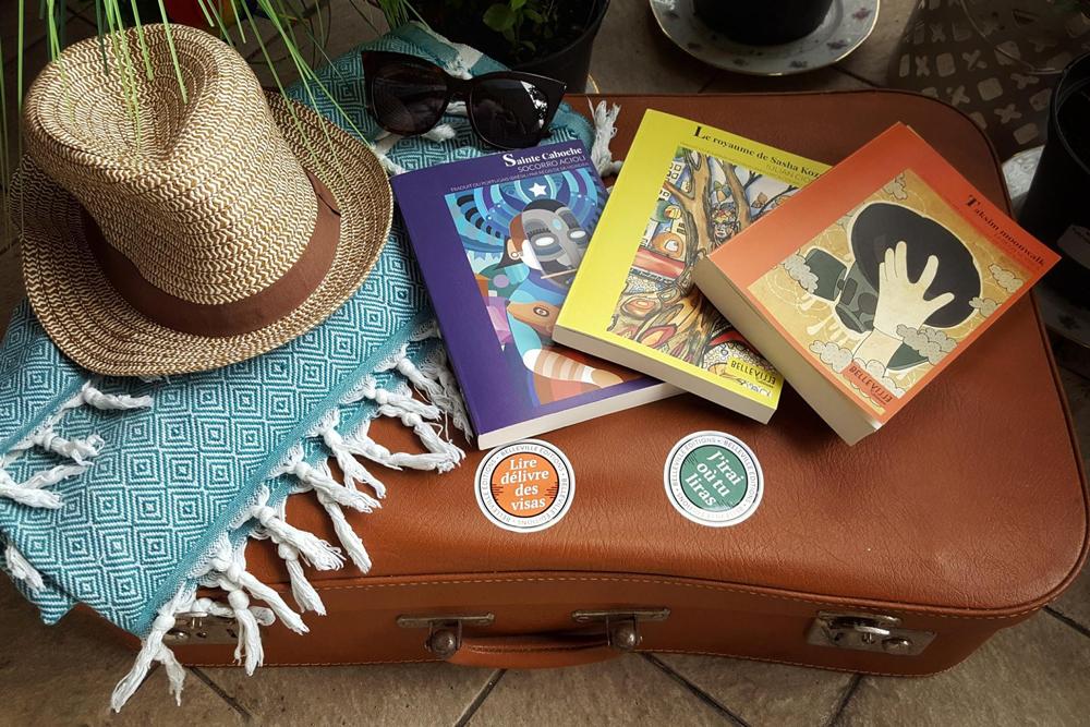 Belleville Editions : des livres connectés qui font voyager