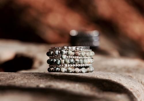 Fontaine 1989 : le bracelet mixte chic et robuste