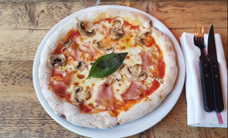Little Nonna, nouvelle pizzeria gluten free du 17e