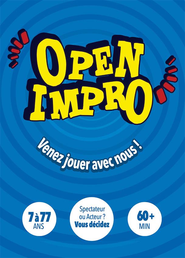 open impro oopsie