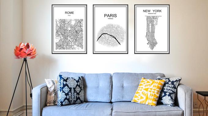 Ma Belle Affiche : posters à petit prix pour globe-trotters stylés