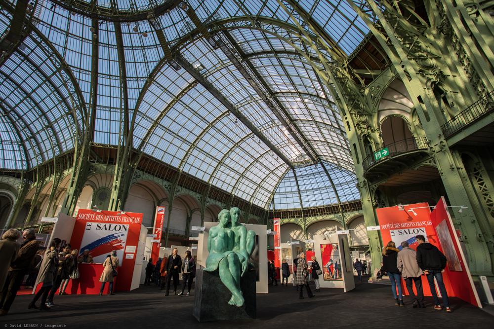 Le Salon des artistes francais de retour au Grand Palais